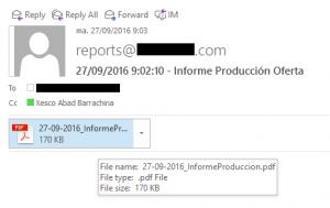 Nombre Dinamico Archivo Adjunto Base de Datos Database Azure Power BI Business Intelligence Analysis Services Reporting Integration SSMS SSIS SSAS SSRS Aleson ITC SQL Server Valencia Madrid Barcelona Spain España