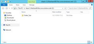 Crear Fileshare File Share Base de Datos Database Azure Power BI Business Intelligence Analysis Services Reporting Integration SSMS SSIS SSAS SSRS Aleson ITC SQL Server Valencia Madrid Barcelona Spain España