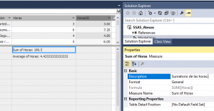 Diccionario Medidas Base de Datos Database Azure Power BI Business Intelligence Analysis Services Reporting Integration SSMS SSIS SSAS SSRS Aleson ITC SQL Server Valencia Madrid Barcelona Spain España