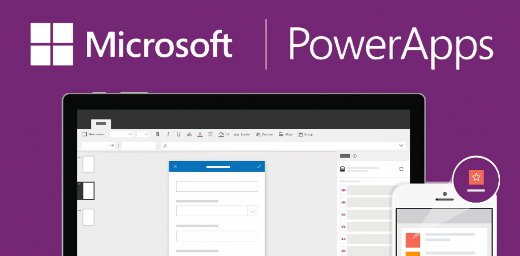 Creating applications quickly and easily with PowerApps