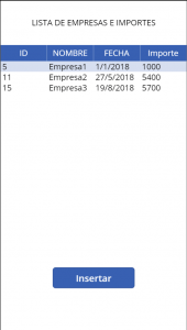 PowerApps aplicacion Power apps aplication visual studio programar progamming aleson itc microsoft base de datos sql server mysql oracle postgresql bi business intelligence azure ssis ssas ssrs Azure SQL Database datawarehouse stretch databases managed instance elastic pool data factory datatable