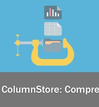 index columnstore:compression