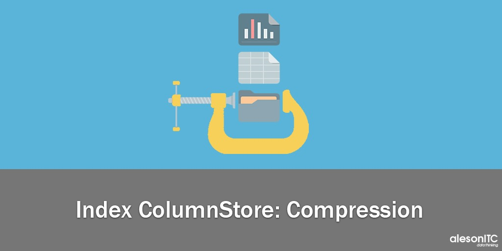Economize Space with the Index ColumnStore Compression