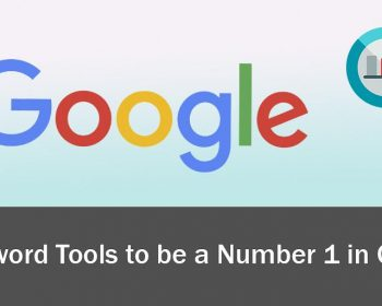 Keyword tools to be a number 1 in google