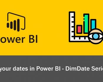 display your dates in power bi