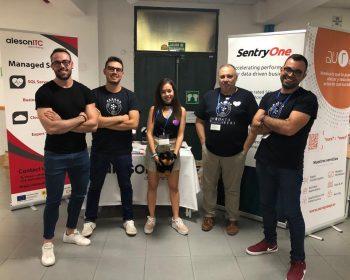 Aleson Team SQL Saturday Madrid 2019
