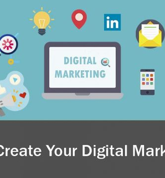steps to create your digital marketing plan