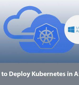 Desplegar Kubernetes en la nube- Deploying Kubernetes in the cloud