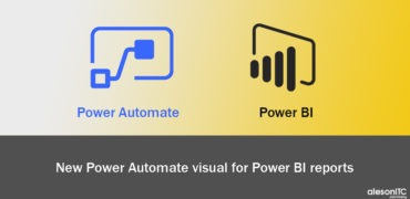 New Power Automate Visual for Power BI Reports
