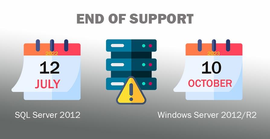 SQL Server 2012 End of Support