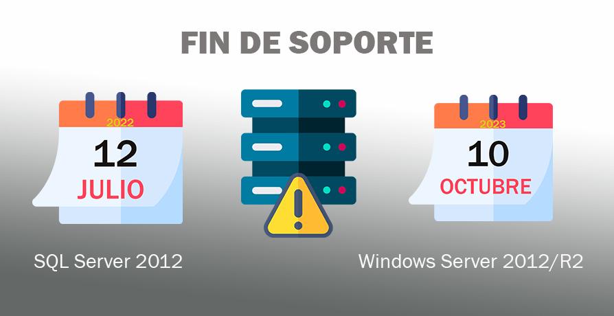 Fin de Soporte SQL Server 2012