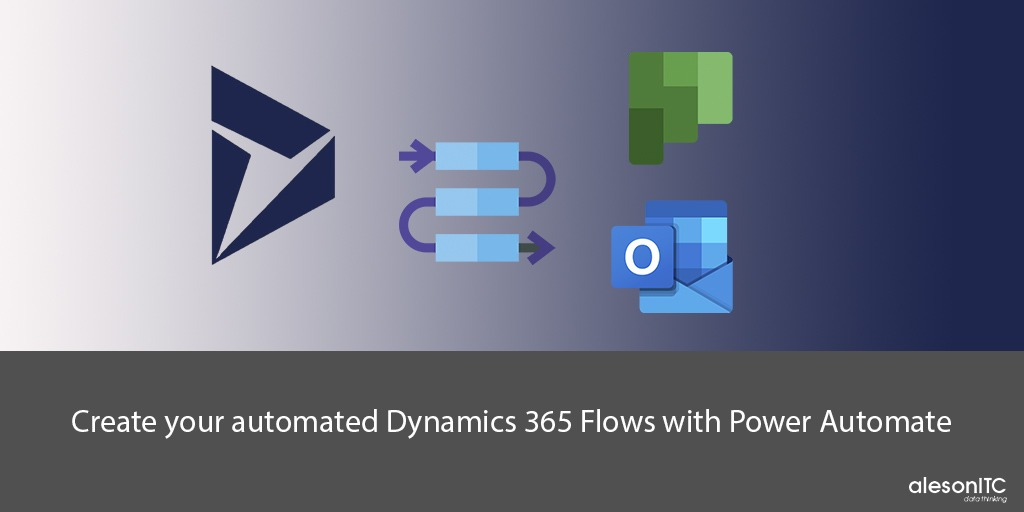 Automated Dynamics 365 flows with power automate